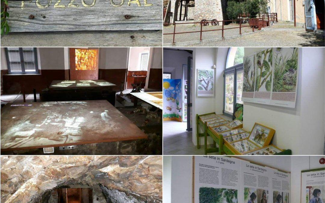 Alla scoperta di un Cantiere minerario: Pozzo Gal ad Ingurtosu il 2 aprile 2018